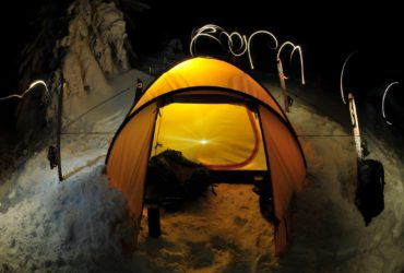 Marabut tents