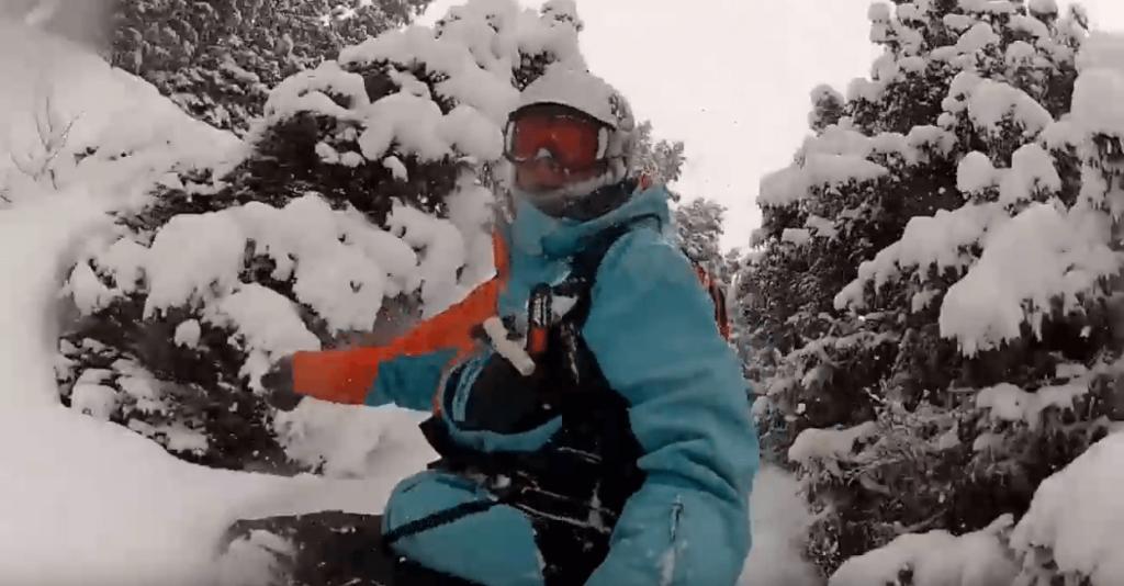 Laax Freeride Snowboard Snowprogres