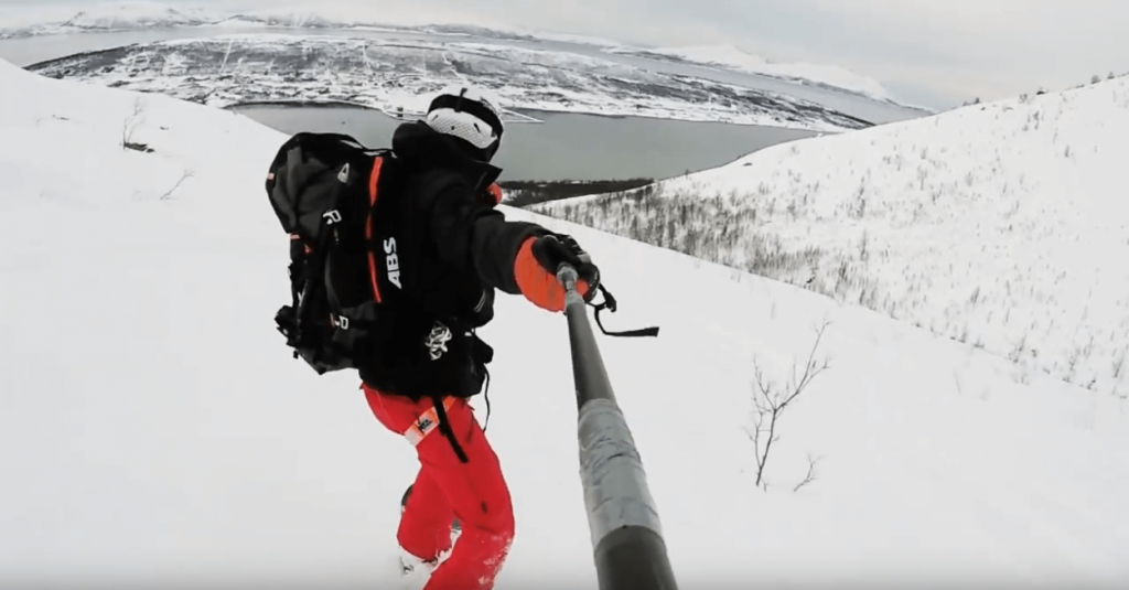 Norwegia Freeride Snowboard