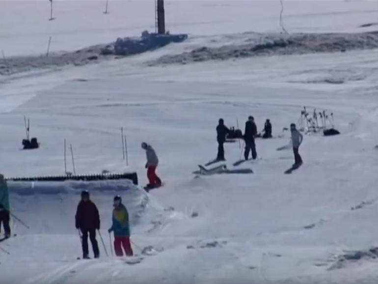 Folgefonna Ski & Snowboard Camp 2010 – Week 1, Day 3