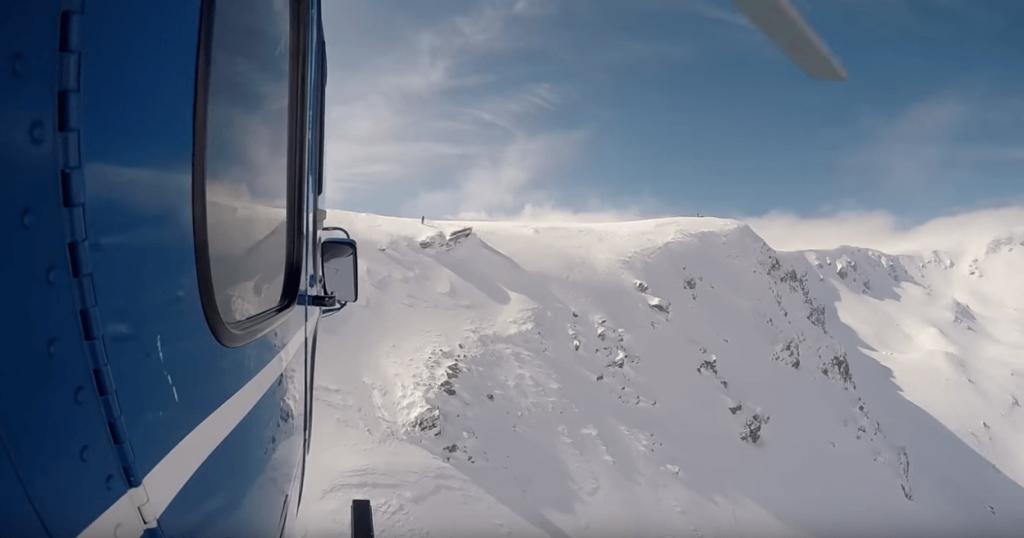 Heliboarding Snowprogres Freeride