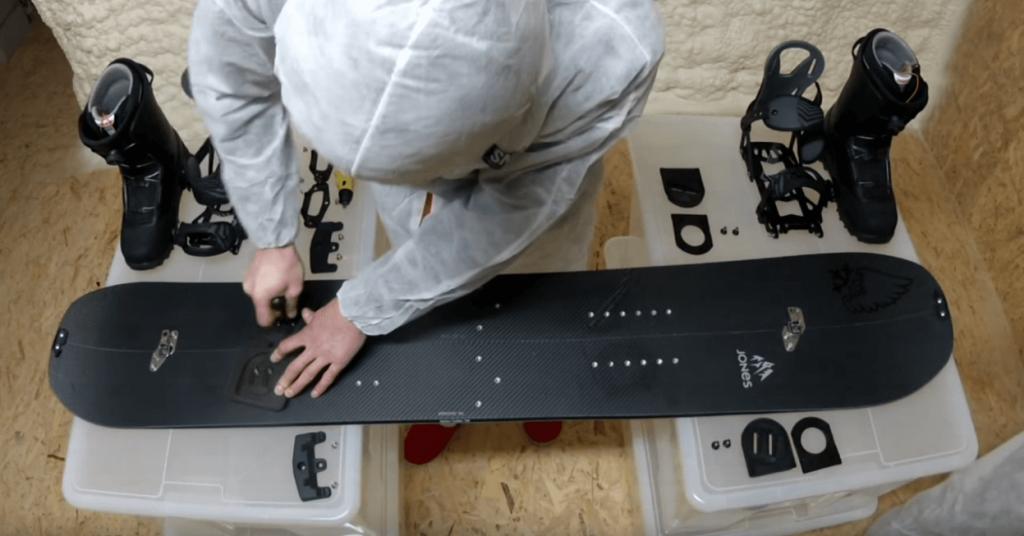 Splitboard Snowprogres