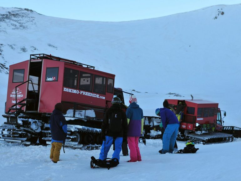 SnowCat Camp Macedonia