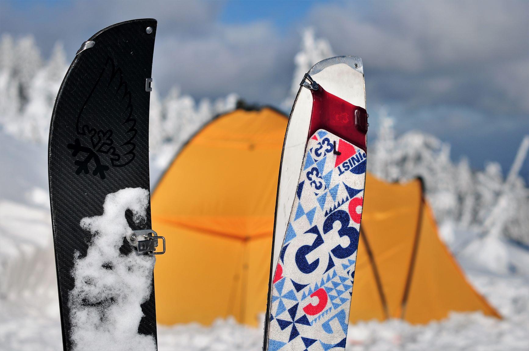 Splitboard Snowboard Snowprogres Wyjazdy