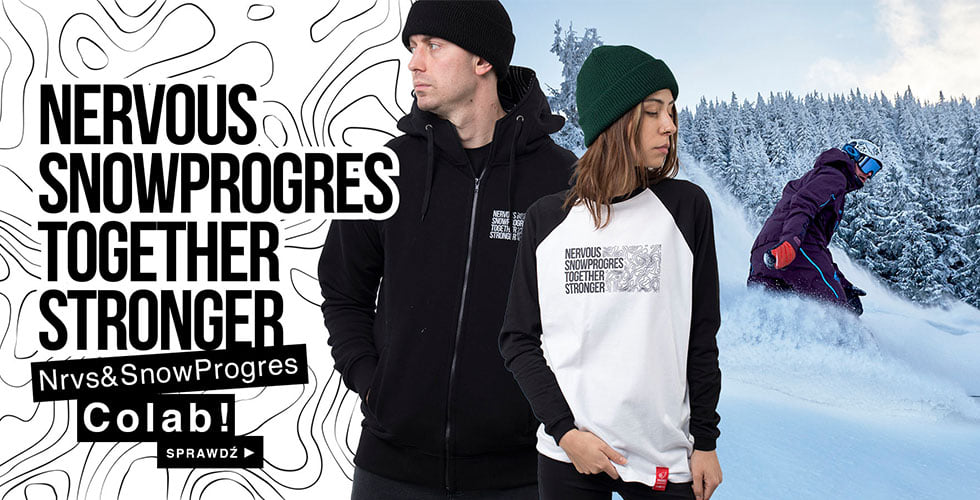 Nervous Snowprogres – Together Stronger